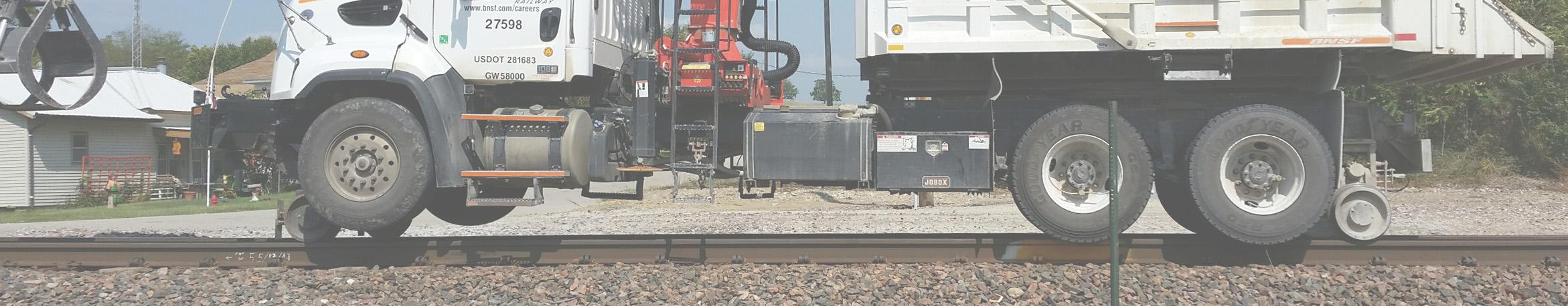 Superior Sales & Service > Hy-Rail Repair