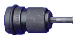 "Impact Augering Attachment- 7/16"" Quick Release"