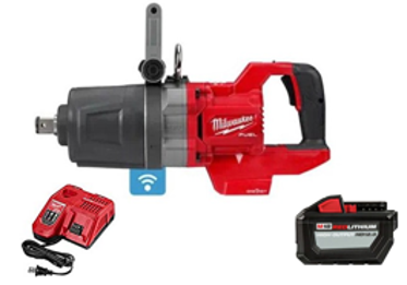 "1"" D-Handle High Torque Impact Wrench w/ ONE-KEY"