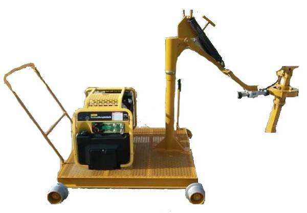 Maintenance Tool Cart