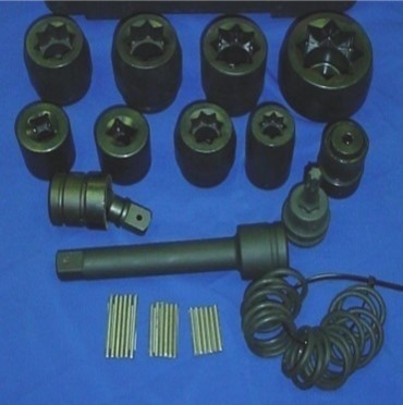 "1"" Impact Socket Kit"