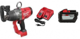 "1"" High Torque Impact Wrench w/ ONE-KEY Kit"